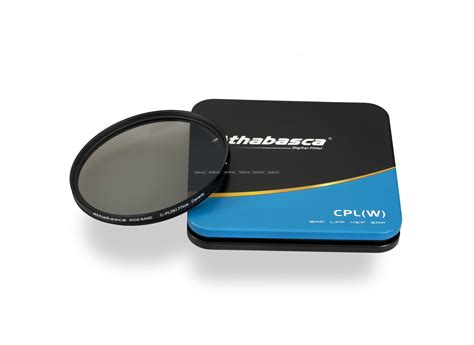Athabasca 82mm Cplw Filter 1 filter athabasca w cpl 72mm