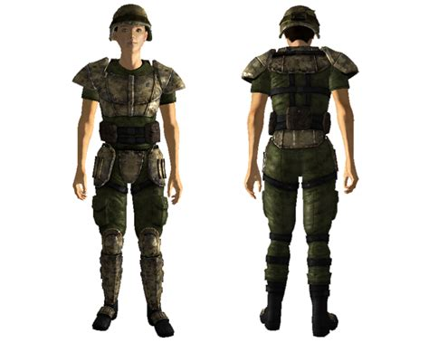 Sweater Steel Series Black combat armor fallout new vegas fallout wiki fandom