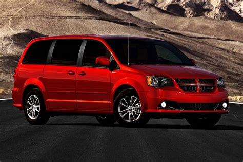 2014 dodge minivan used 2014 dodge grand caravan pricing features edmunds