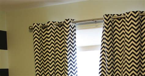 adding grommets to curtains decorating the dorchester way using grommet math to add