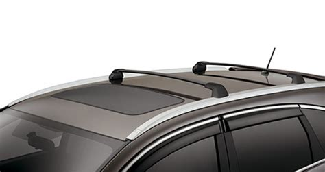 roof racks and accessories for the honda cr v
