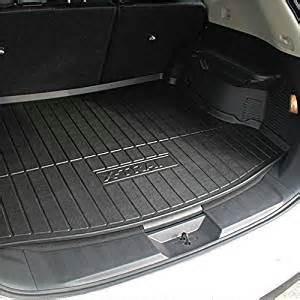 2015 Nissan Rogue Cargo Liners Vesul Rubber Rear Trunk Liner Cargo Floor Tray