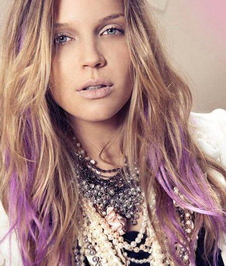 images of ladies blonde streaked hairstyles 25 best ideas about colored hair streaks on pinterest