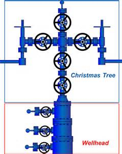 surface christmas tree dry tree basic knowlege