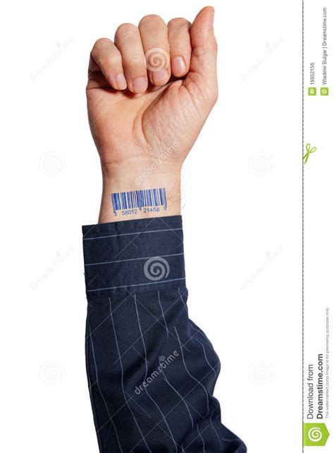 barcode tattoo cost barcode stock photo image of tattoo identity concepts