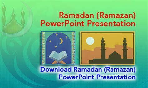 ramadan ramazan powerpoint