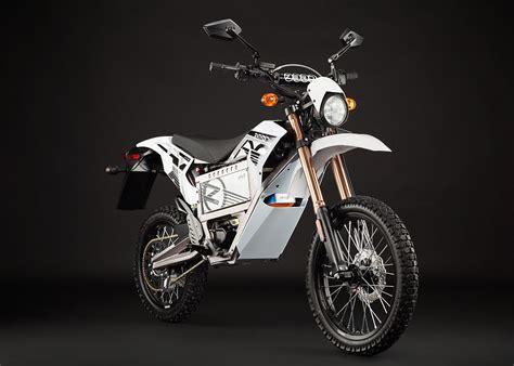 125 Elektro Motorrad by Zero Motorcycles Stellt 2012er Elektromotorrad Modelle Vor