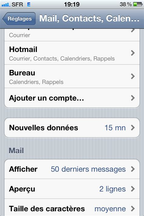 Comment Synchroniser Calendrier Outlook Avec Iphone Comment Synchroniser Votre Agenda Entre Votre Iphone