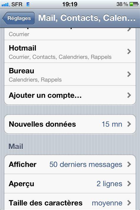 Ajouter Un Calendrier Iphone Comment Synchroniser Votre Agenda Entre Votre Iphone
