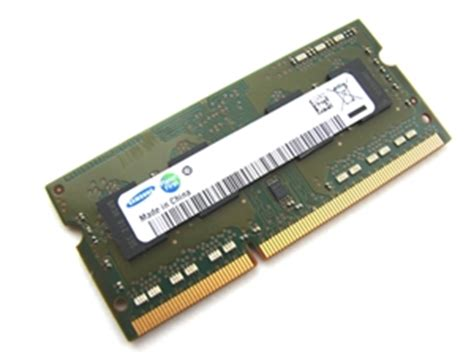 Samsung Gold Label 2gb Pc 12800 Samsung Original 1 samsung m471b5173bh0 ck0 4gb 1rx8 sodimm pc3 12800s 11 11 b2 ddr3 laptop memory ebay