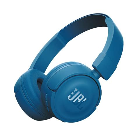 Headset Jbl T450bt Jual Jbl T450bt Wireless Headphone Blue Harga