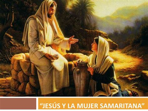 Imagenes De Jesus Y La Samaritana | jes 250 s y la mujer samaritana