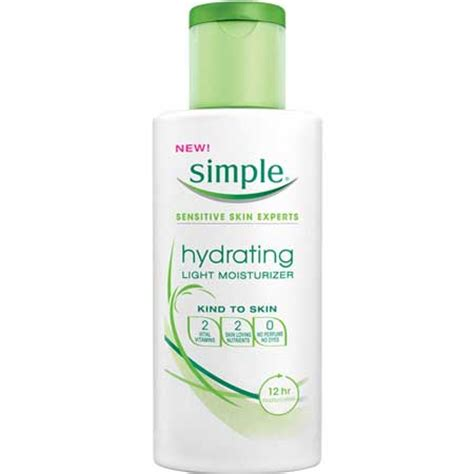 Simple Light Moisturizer moisturizers for all seasons skin quenchers you