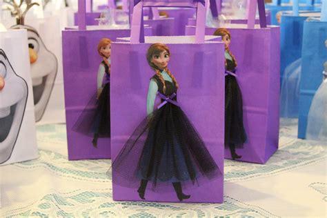 bolsitas de frozen bolsitas cumplea 241 os frozen souvenirs 20 00 en