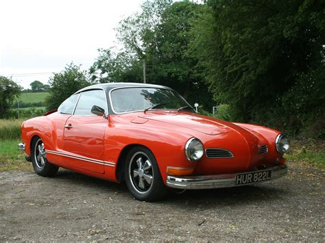 Volkswagen Karmann Ghia Photos Photogallery With 17 Pics