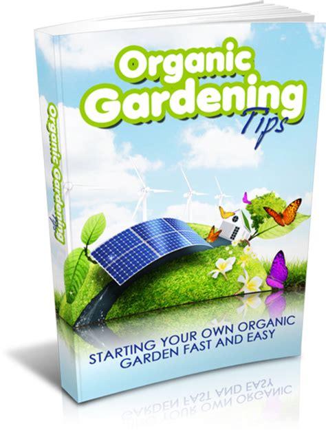Organic Gardening Tips Organic Gardening Tips Misc