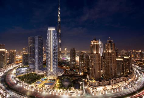 2 Bedroom Apartments by Review Of The Downtown Dubai Off Plan Market