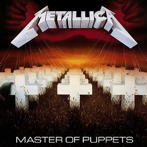 Master Of Puppets Give Me Your Handrew Rocktober Album 12 Metallica Master Of Puppets 1986