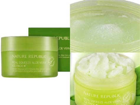 Nature Republic 3 Pack 10 korean products that will cool you soompi