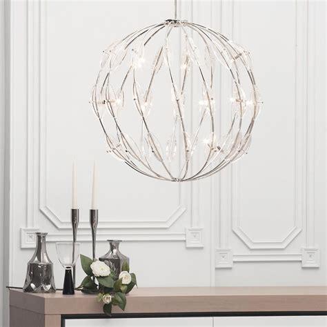 statement pendant lights 14 light ceiling pendant chrome from litecraft