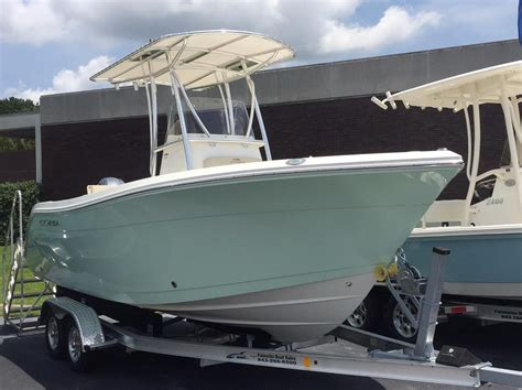 cobia boats in charleston sc 2017 cobia 201 center console power boat for sale www