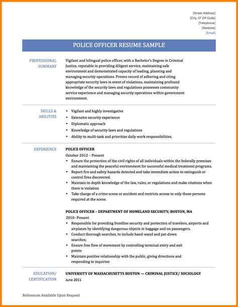 property book officer sle resume resume forms