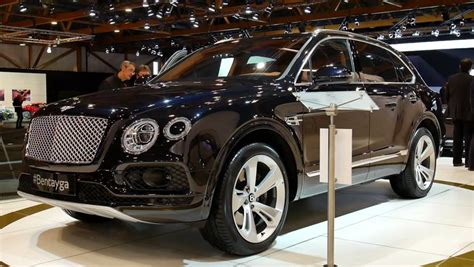 black bentley suv 2016 brussels belgium january 12 2016 black bentley