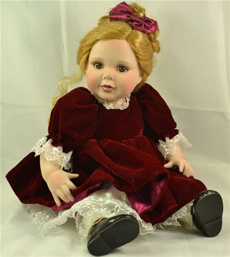 porcelain doll size osmond porcelain doll toddler size