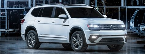 white volkswagen atlas atlas with black rims autos post