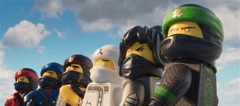 ninjago film the lego ninjago movie