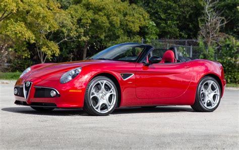 Alfa Romeo Company by 2009 Alfa Romeo 8c Spider Gooding Company