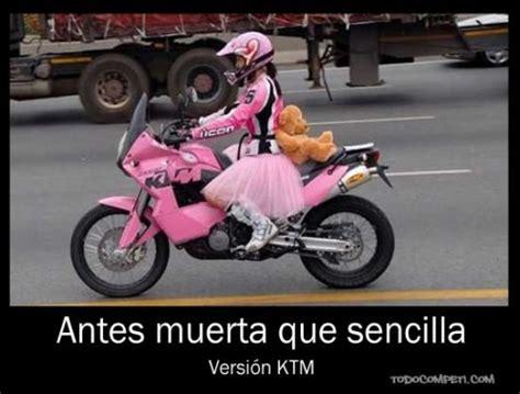 Moto X Memes - las mejores motos para una mujer todocompeti