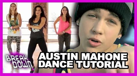 tutorial dance love me right austin mahone quot what about love quot dance tutorial w courtney
