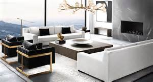 Restoration Hardware Dining Room Table new brass furniture and decor from rh modern