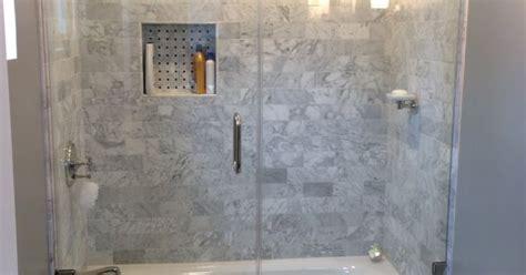 Tub Shower Combo Glass Doors Hinged Glass Doors For Shower Tub Combo Bath Ideas Shower Tiles Glass