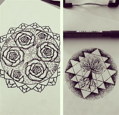 hannah tattoo designs snowdon geometric absolutely freakin