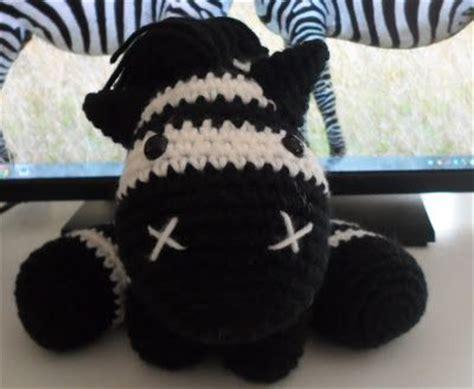 amigurumi zebra pattern free zebras crochet zebra and amigurumi on pinterest