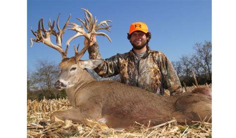 Tennessee Records Potential World Record Nontypical Buck Taken In Tennessee Fox News