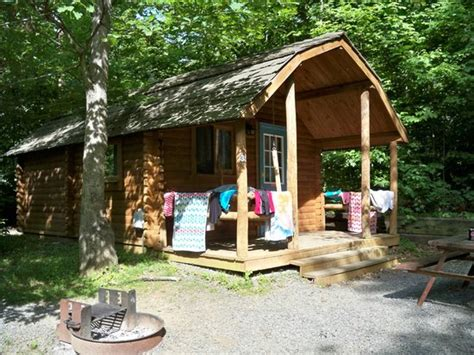 Charlottesville Cabins by Cing Cabin Picture Of Charlottesville Koa