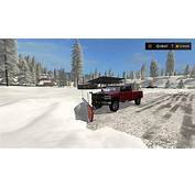 2002 SILVERADO 2500HD PLOW TRUCK Car  Farming Simulator