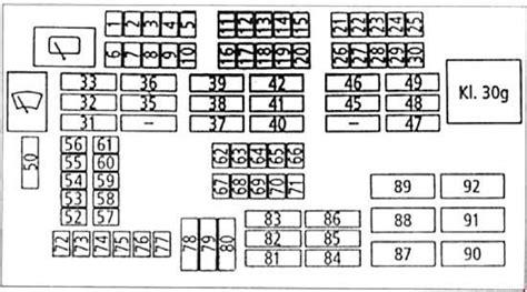 Bmw 3 Series E90 E91 E92 E93 2005 2010 Fuse Box