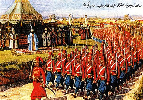 ottoman empire janissaries osman ii a victim of the ottoman era of change