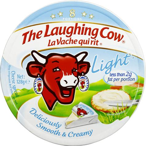 laughing cow light cheese laughing cow light cheese 8pk 128g woolworths