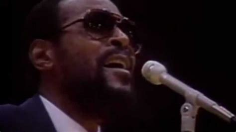Marvin Gayes National Anthem by Marvin Gaye Spangled Banner Sings National Anthem