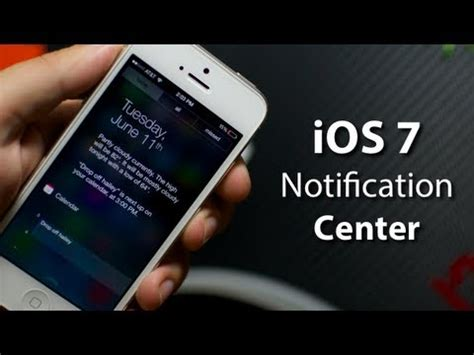 Why Iphone Calendar Events Disappear Ios 7 Notification Center On Iphone 5 How To Make Do