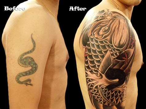 japanese cover up tattoo designs 63 wonderful cover up shoulder tattoos