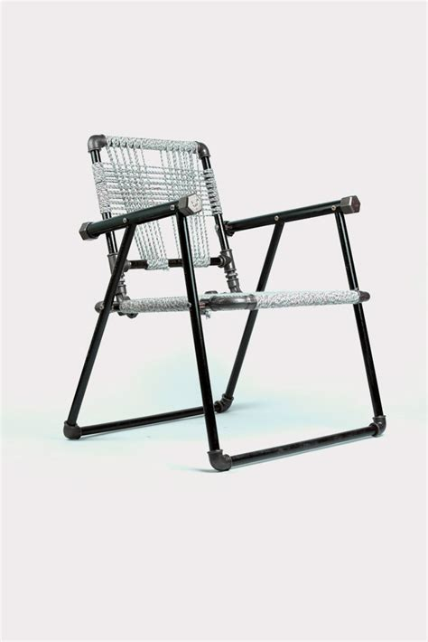 Home Decoration Materials Pipe Chair