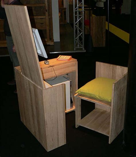 Small Fold Out Desk Small Spaces Big Ideas Sonyacashner