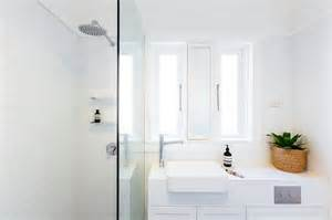 small modern walk in shower modern bathroom