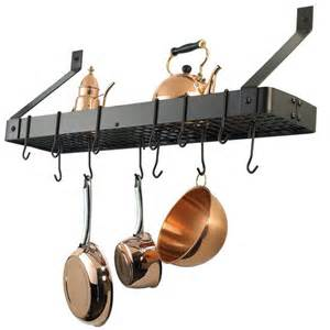 Kitchen Pot Pan Hanger Pot Racks Wall Mount Pot Racks By Kitchen